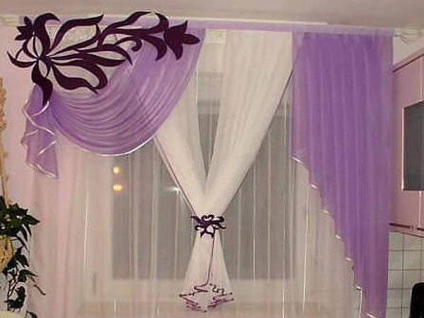 Unique and Awesome Modern Curtain Designs 2016 Ideas and