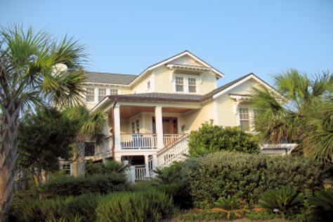 vacation rentals bald head island