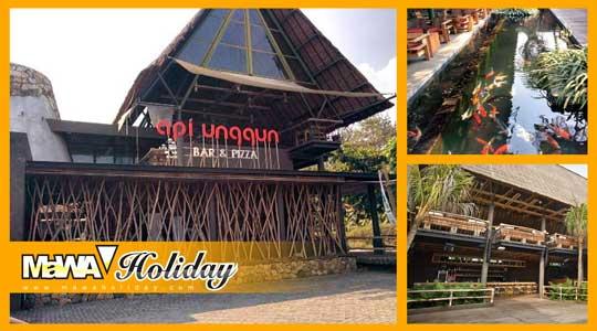 Api Unggun Bar Dan Pizza Bandung