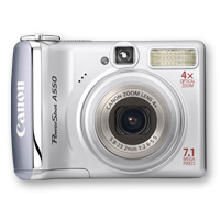 Canon PowerShot A550 Driver Download Windows