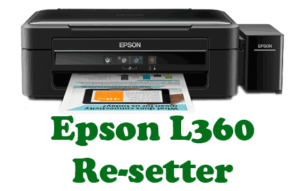 Download Epson L360 Resetter Program Software Tool L130 L220 L310 L365