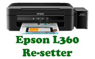 Epson L360 resetter tool download, Adjustment software L360, Epson Adjustment tool download