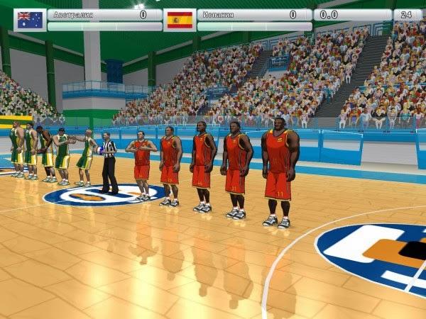 Download Games Incredi Basketball Full Crack Free