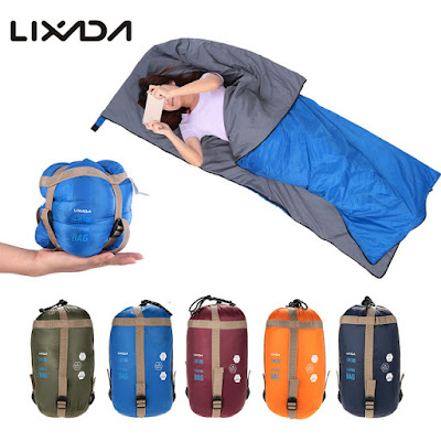 Model Sleeping Bag