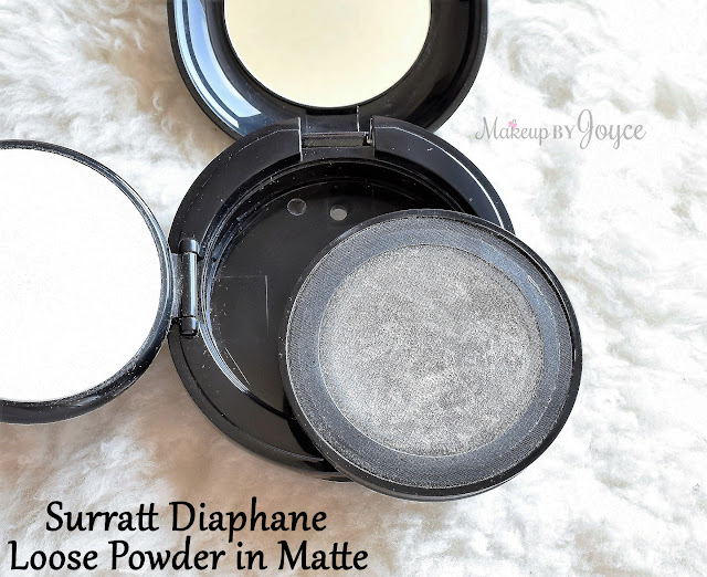Surratt Beauty Diaphane Loose Powder Cartridge in Matte Review