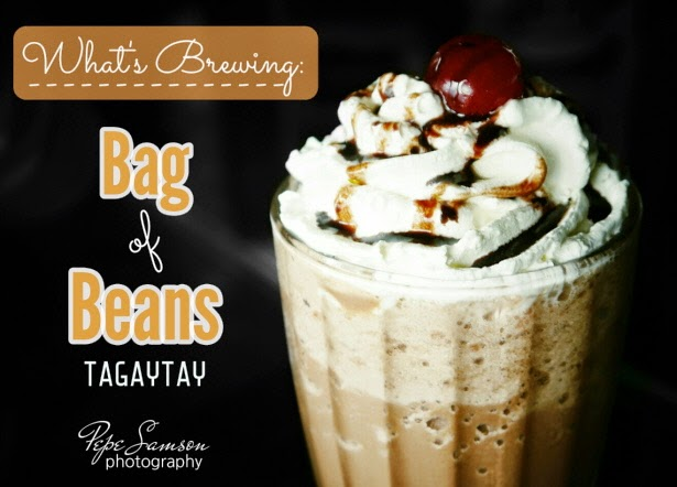 What's Brewing: Bag of Beans in Tagaytay