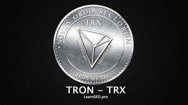 tron trx coin
