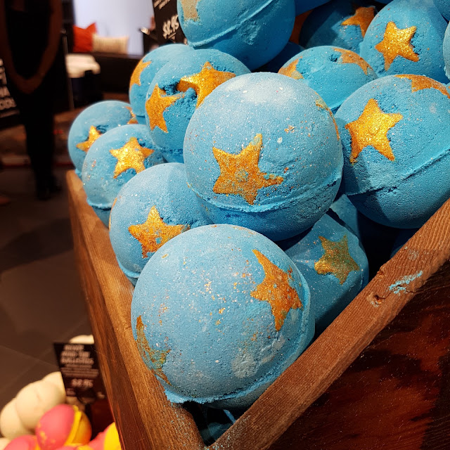 LUSH bath bombs | Almost Posh