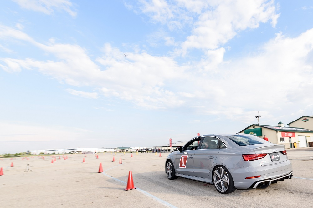 Audi hits the track with MLS All-Stars in Chicago