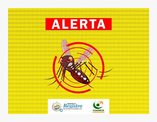 Alerta: Novos casos de Dengue e Febre Amarela em Registro-SP