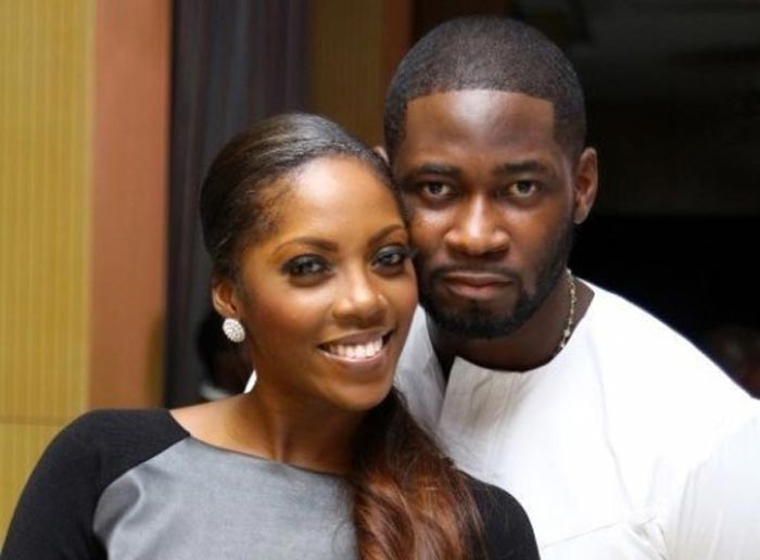 "Tiwa Savage's Marriage In Shambles, Husband T-billz Says Goodbye, ""You Threw Out My Belongings"""