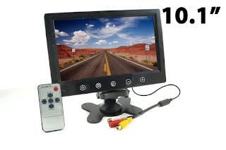 monitor 10 pollici RCA