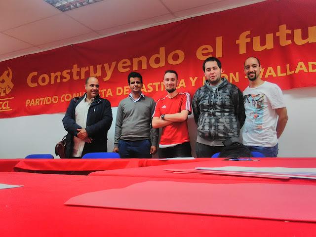 تنظيمات شبانية اسبانية تعبرعن دعمها لكفاح الشعب الصحراوي
