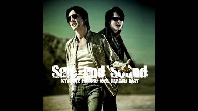 Kyosuke Himuro y Gerard Way