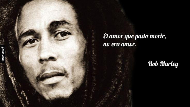 Frases De Bob Marley: Filósofos De La Vida: Bob Marley : Frases Importantes De