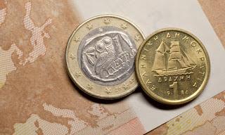 1/1/2002 Σαν σήμερα πριν 16 χρόνια η Ελλαδα αποχαιρετά την δραχμή και υποδέχεται στο Ευρώ