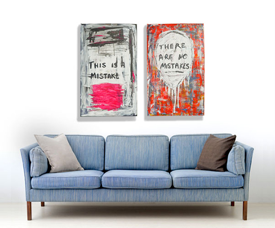 contemporary abstract painting, art, contemporary art, large painting, abstract art, Sam Freek,