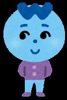 一週間のキャラクター(Wednesday)