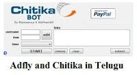 Adfly and Chitika Training Videos in Telugu