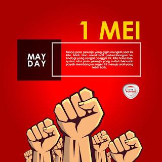 Kata Ucapan Selamat Hari Buruh