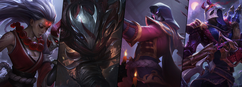 Blood Moon Talon: Surrender At 20: Blood Moon Content Now Available