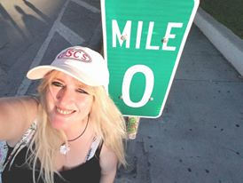 Mile 0 Key West