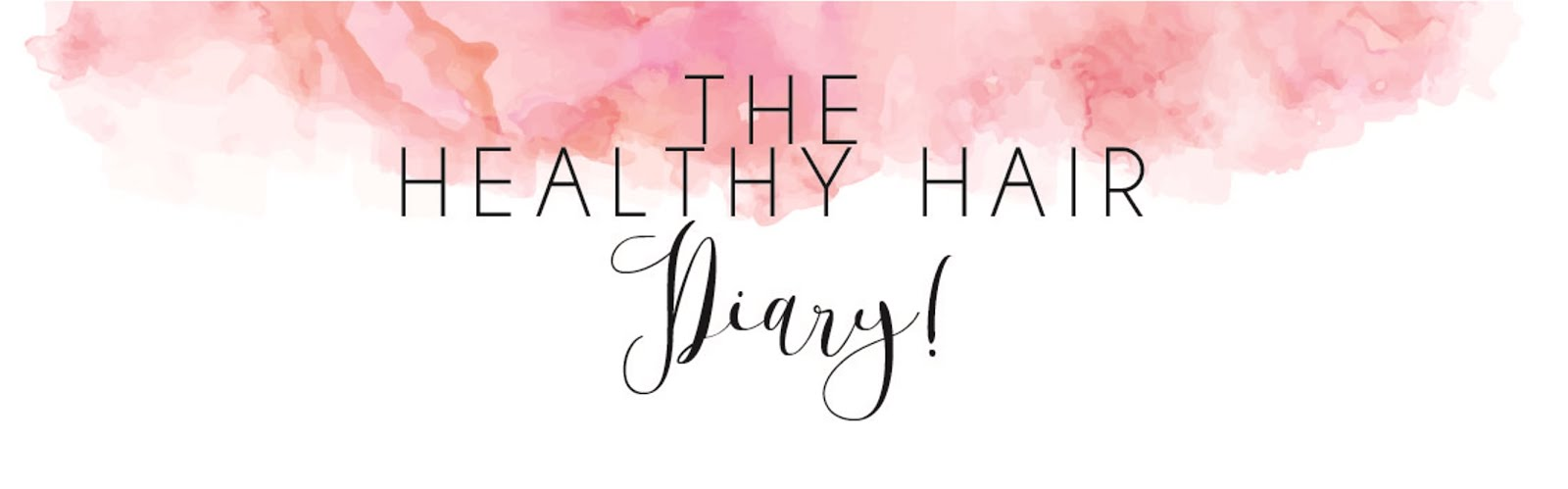 The Healthy Hair Diary