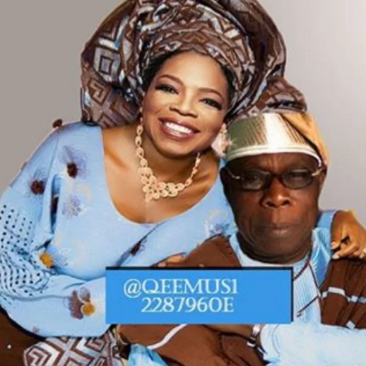 oprah winfrey obasanjo wedding