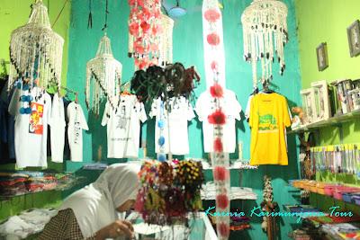 toko souvenir khas karimunjawa