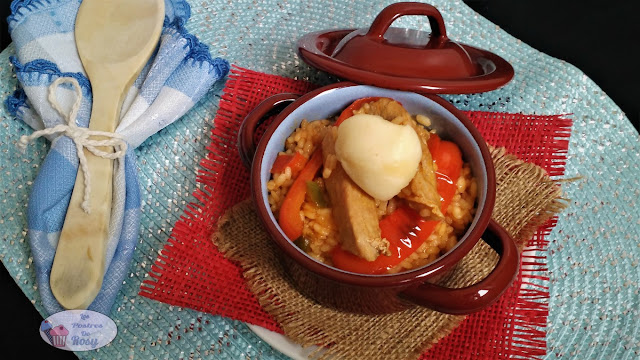 arroz, secreto ibérico, torta del casar,