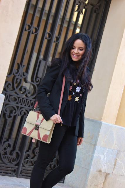 blog moda mallorca black outfit