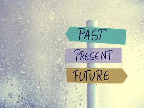 Quotes About Past Present And Future. QuotesGram