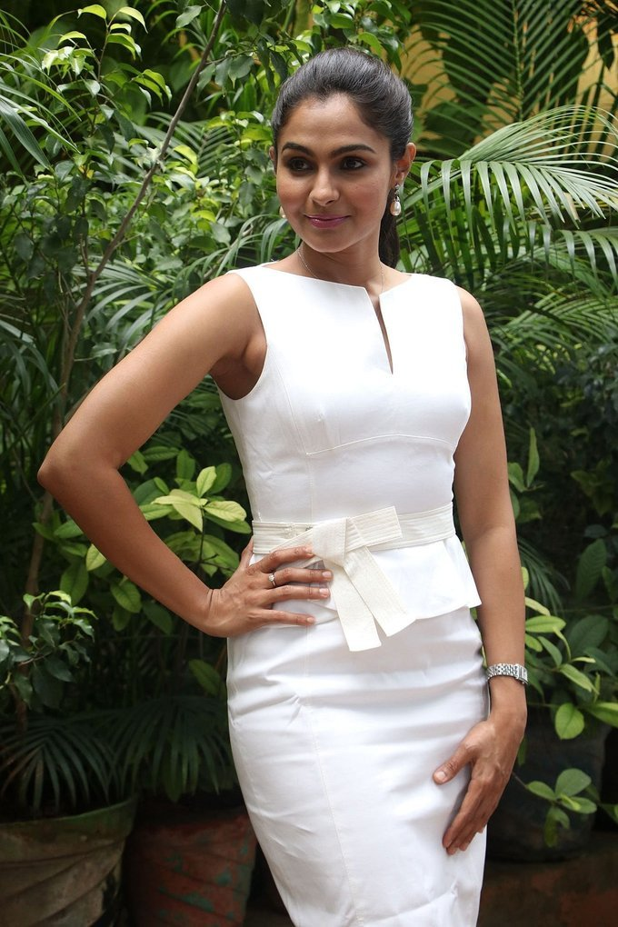 Andrea Jeremiah at Taramani Thanks Giving Meet Stills