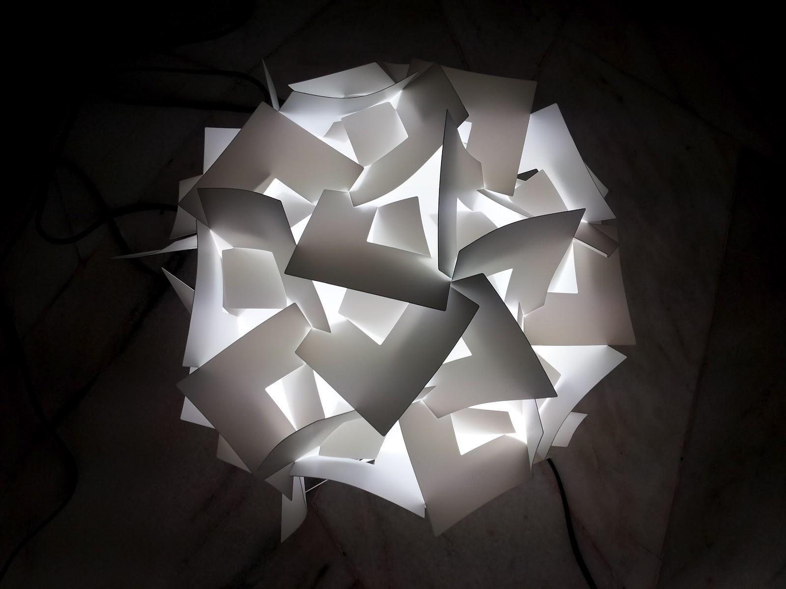 vlightdeco iq light puzzle pendant jigsaw lamp styles 09 09 12. Black Bedroom Furniture Sets. Home Design Ideas