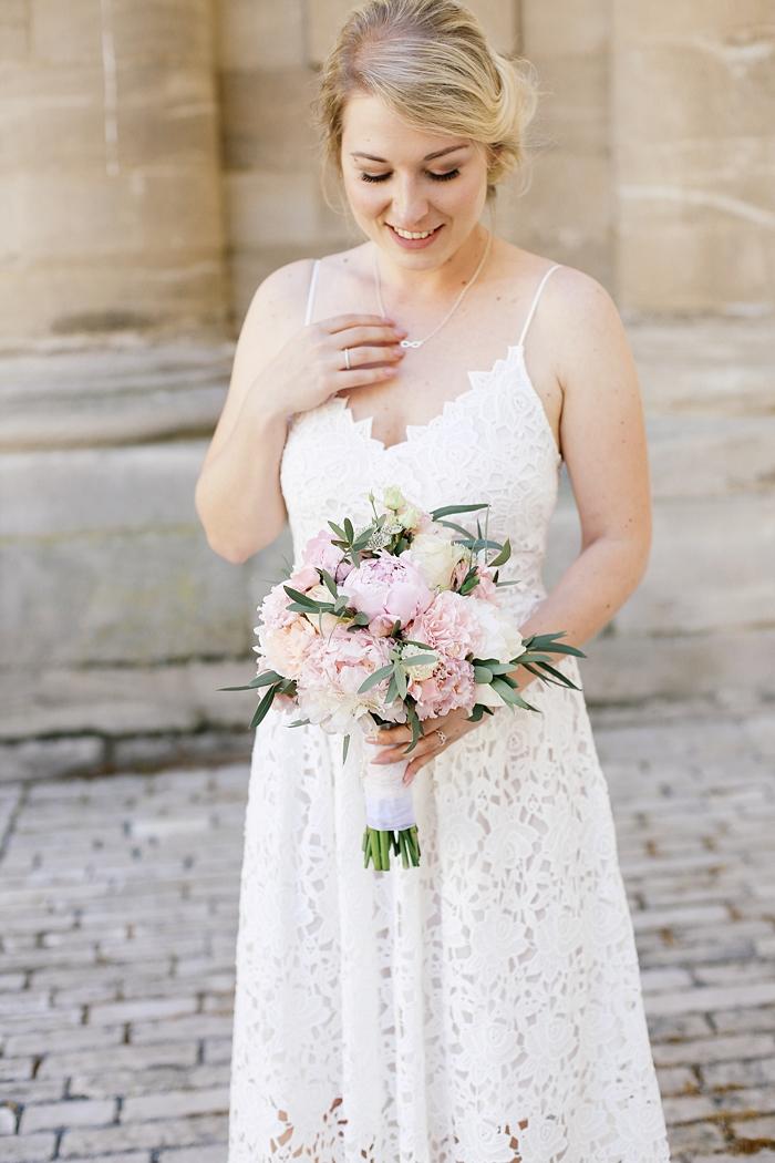 Mein Brautkleid zur standesamtlichen Hochzeit | Fashion Kitchen