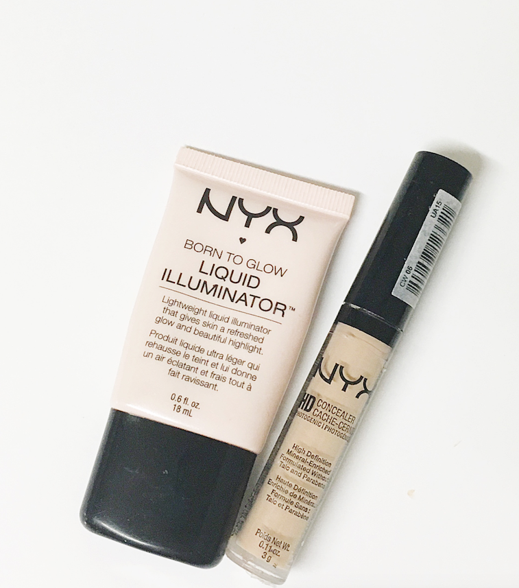 Nyx liquid illuminator review