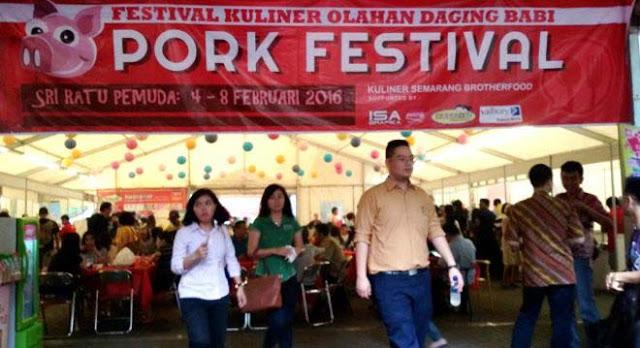 Pork Festival Semarang 2017, Sri Ratu