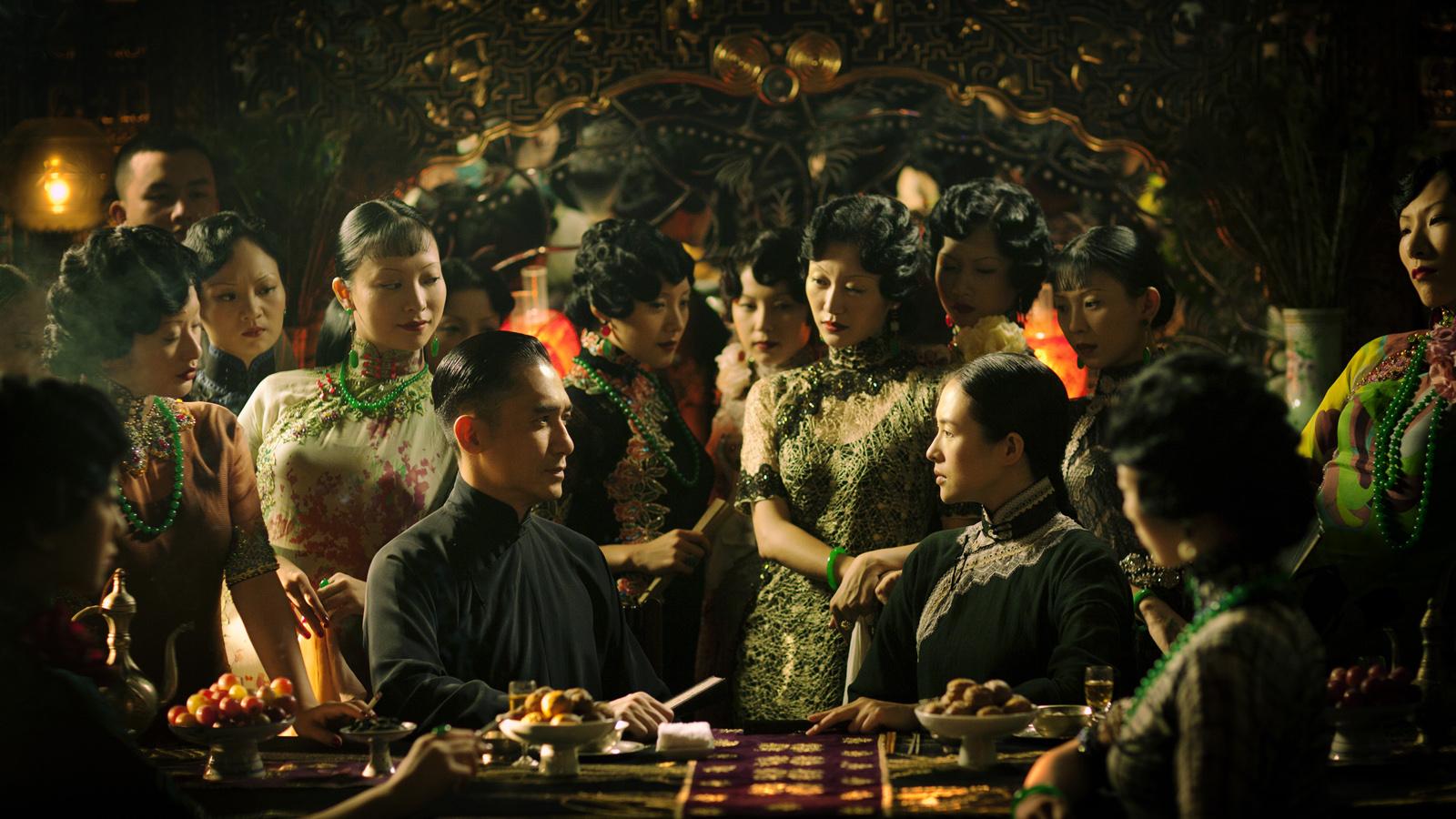 電影關鍵: 《一代宗師》(王家衛,2013):王家衛,緣份,回頭,香港