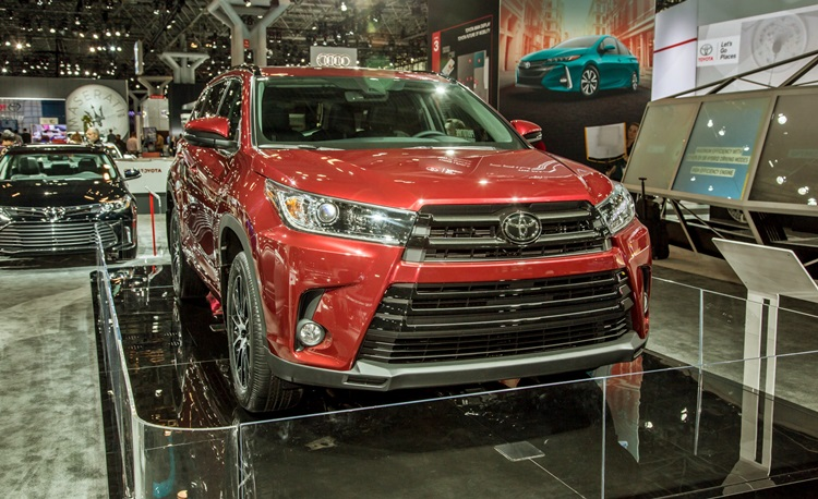 2020 Toyota Highlander Review Price and Release Date