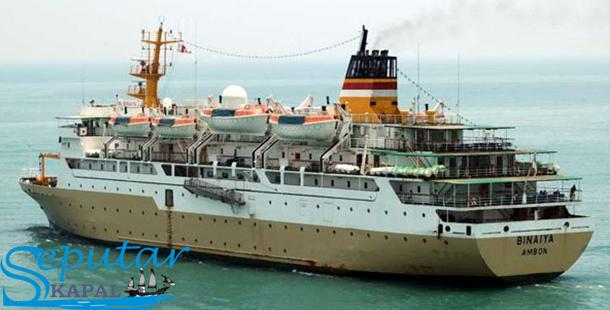 Kapal Pelni BINAIYA