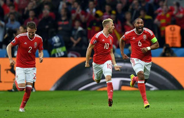 Portugal - Pays de Galles