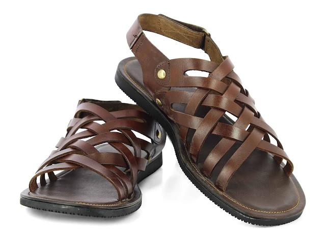 Alberto Torresi brown sandal