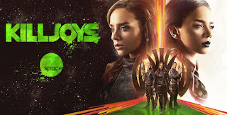 Killjoys Season 3 Banner Poster