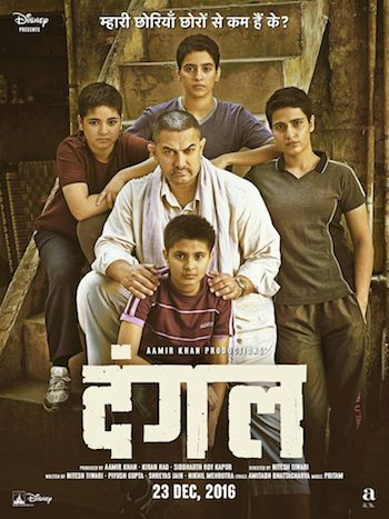 Free Download Dangal 2016 Hindi 720p  1.1GB
