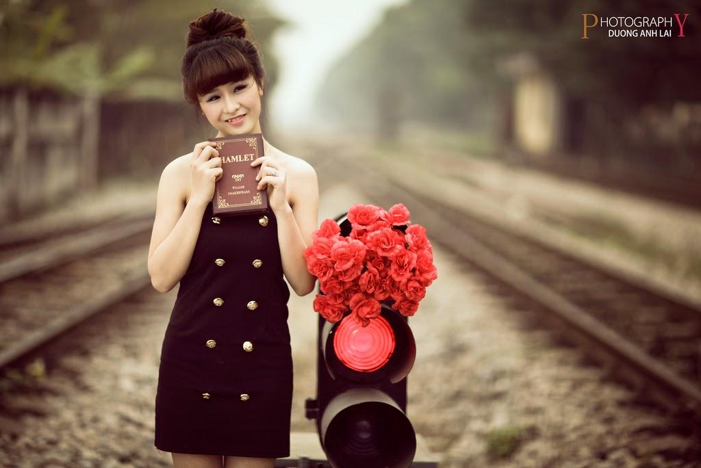 Ảnh đẹp girl xinh HD Việt Nam: Bóng hồng - Ảnh 08