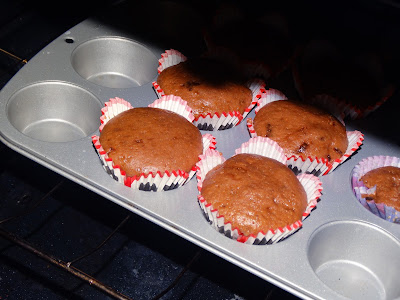 COMO HACER MUFFINS CHOCOLATE