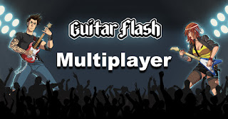Cara Bermain Multiplayer Di Game Guitar Flash Android