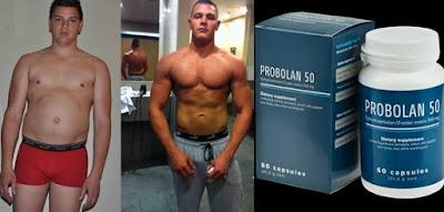 Probolan 50 Steroidi anabolizzanti naturali online Bodybuilding Integratori
