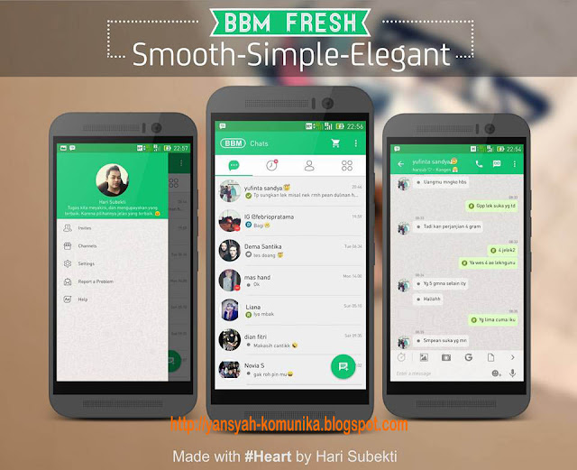 BBM Mod Fresh Prime and Lite