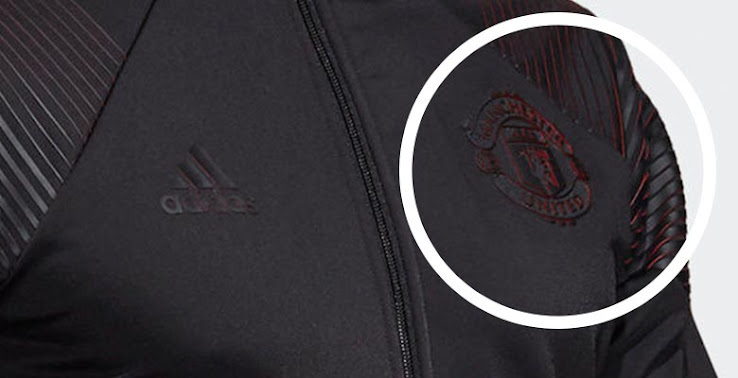 1b5537127e5 Based on the same template as the other Adidas 2018-2019 Tango jackets
